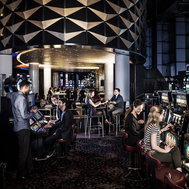 Casino Lac Leamy Bar 7